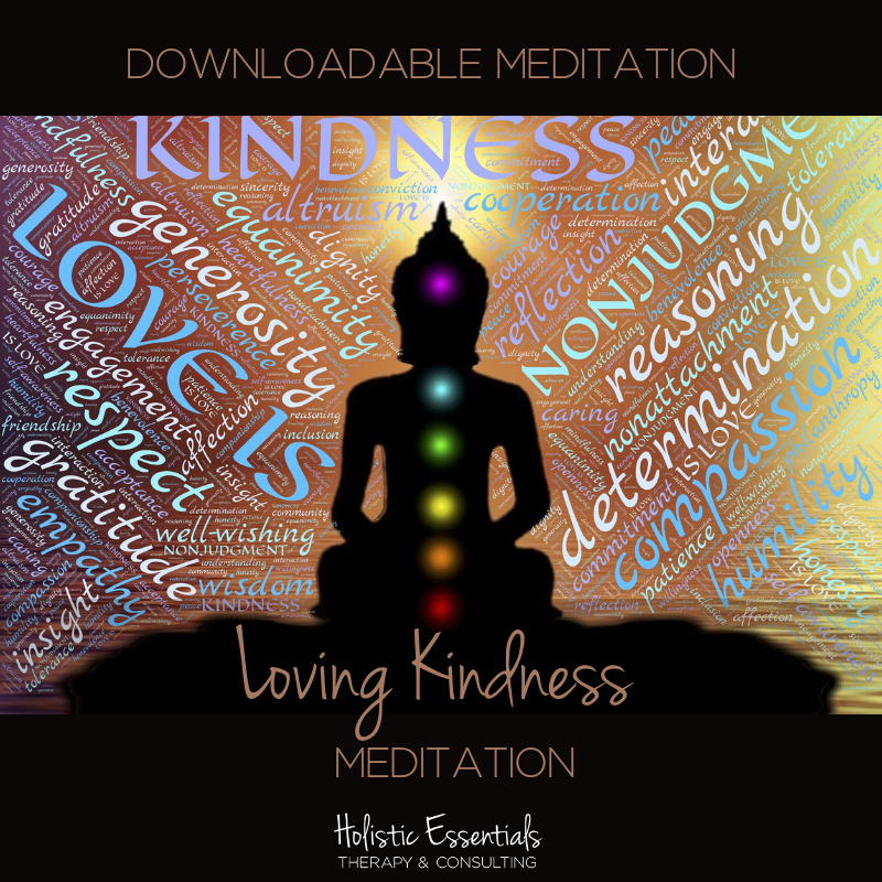 Download guided meditation loving kindness